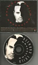 DESMOND CHILD w/ MARIA VIDAL Obsession PROMO  DJ CD Single 1993 Richie Sambora