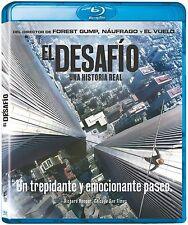 EL DESAFIO BLU RAY NUEVO ( SIN ABRIR ) UNA HISTORIA REAL SONY PICTURES