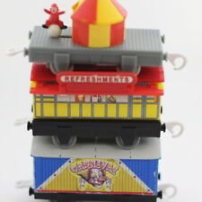 "Thomas & Friends ROSIE'S ""FUN FAIR SPECIAL CARS"" Trackmaster 2006 HIT TOY"