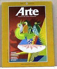 ARTE - Depero: grande mostra a primavera [N. 181 - gennaio 1988]