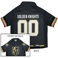 Vegas Golden Knights NHL Pets First Licensed Dog Pet Hockey Jersey Sizes XS-XL