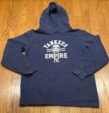 New York Yankees NY Empire Star Wars MLB Fanatics Hooded Sweatshirt Youth XL
