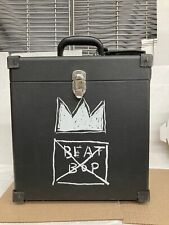 Rammellzee vs. K-Rob Beat Bop Basquiat Art (50 x Record Box / Case) Limited 1000