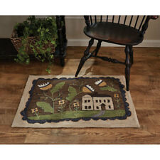 "Whimsey Cottage Hand-Hooked Rug by Park Designs - 24"" x 36"""