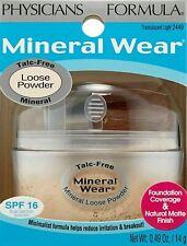 Physicians Formula Mineral Wear Talc-Free Loose Powder Translucent Light 2449