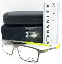 522fc0034 Novos óculos de sol Oakley OX3232 Frame Avião Base de prescrição Prata  Retângulo Retina OX3232-
