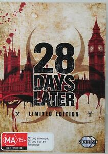28 Days Later DVD - Limited Edition - Free Post