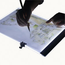 Tablette à dessiner A4 LED mince pochoir planche à dessin