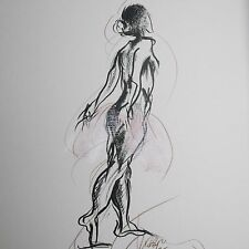 Francine Turk Ballerina Sketch 103/250