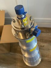 Altronic Research 125 kW Water Cooled Coaxial Resistor # 75125E6G Dummy Load New