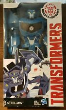 TRANSFORMERS STEELJAW ACTION FIGURE - ROBOTS IN DISGUISE - 2016 - ORIGINAL BOX