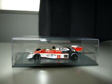 James Hunt McLaren Ford M23 WC 1976  French GP 1976 1:43 Spark ( Decals )