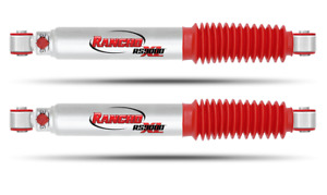 Rancho RS9000XL Shock Absorber Front Rear For Chevy Colorado GMC Canyon 2WD 4WD