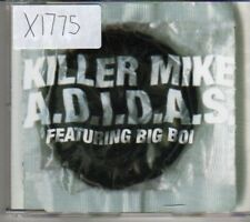 (CL593) Killer Mike ft Big Boi, Adidas - 2003 DJ CD