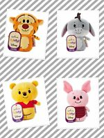 Hallmark 2018 itty Bitty bittys Winnie the Pooh Tigger Piglet Eeyore Set 4 Baby