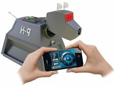Dr Doctor Who Smartphone Operated K9 K-9 RC Remote Control iPhone Android Wesco