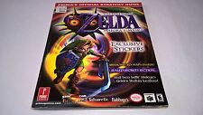 THE LEGEND OF ZELDA: MAJORA'S MASK PRIMA'S OFFICIAL STRATEGY GUIDE WITH STICKERS