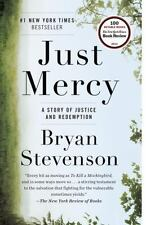 Just Mercy : A Story of Justice and Redemption by Bryan Stevenson (2015, Paperba