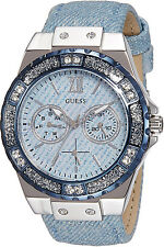 GUESS W0775L1,Ladies Multi-function,BRAND NEW WITH TAG AND GUESS BOX,50m WR