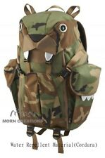 Big Cat backpack Large Army Camouflage MORN CREATIONS cheetah tiger lion leopard