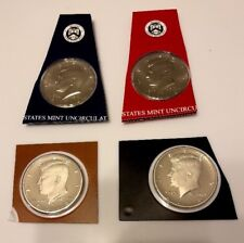 2018 S,S,P,D Kennedy Half Dollars Including Silver