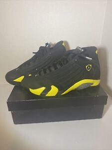 Size 11.5 - Jordan 14 Retro Thunder 2014 No Og Box
