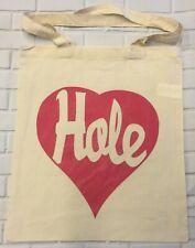 Hole  - Courtney Love - Natural Tote/Shopper Bag