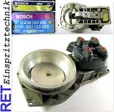 Luftmengenmesser BOSCH 0438120195 mit Mengenteiler 0438100140 VW Golf Scirocco