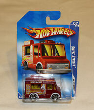 2009 Hot Wheels HW City Works #113 Sweet Streets Red New
