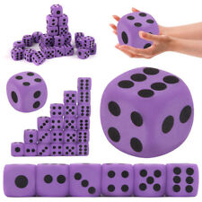 1X Specialty Giant EVA Foam Playing Dice Block Party Toy Game Prize für Kinder
