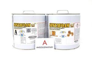Sintafoam 1.1 Prochima Resina poliuretanica da stampaggio 5 kg Modellismo stampi