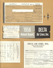 Delta Air Lines annual report 1958 [0095] Buy 4+ save 25%