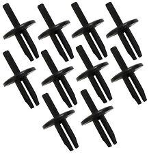 10 agrafes clips pour capot pare-choc moulure compatibles avec GM Chrysler