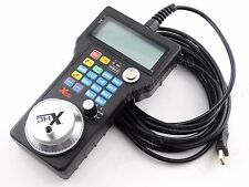 CNC USB Manual Pulse Generator remote pendant Handwheel MACH 3 engraving Router