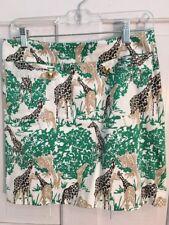 Melly M Adorable Giraffe Skirt 4 New