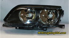 TYC Left Side Halogen Headlight Lamp Assembly for BMW E46 3 Series 2002-2005