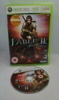 Fable II 2 Video Game for Xbox 360 PAL TESTED