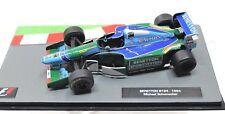 MODELLINO AUTO BENETTON B194 SCALA 1:43 FORMULA 1 UNO CAR MODEL DIECAST F1 IXO