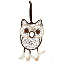 Sass & Belle OWL DREAM CATCHER HANGING DECORATION hanging metaphysical spirit