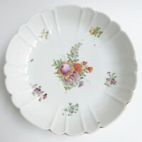 Compotier - Porcelaine de Paris - Manufacture du Comte d'Artois - XVIIIe Siecle