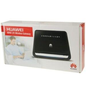 Unlocked Huawei B890-66 Wireless Gateway Router 4G LTE Wireless Router Smart Hub