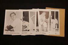 1962 Jay Publishing Co. Photo Pack of 11 Baltimore Orioles Team Vintage Pictures