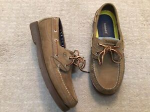 Timberland 72068 Echo Bay 2 boat shoes men's  SIZE 12W