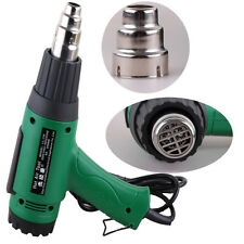 Heat Gun Hot Air 2000W Heating 2-SPEED Dual Temperature Adjustable Tool 50Hz-60H