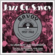Jazz on Savoy 1957-6 - Jazz on Savoy 1957-62 / Various [New CD]