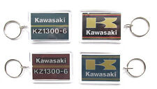 METALLIC COLOUR MATCHED Z1300 KZ1300 KEY RING A1 A2 A3 A4 A5 ZG