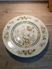 More details for royal doulton 'tonkin' pattern 10.5 inch dinner plate 3rd of 6 available