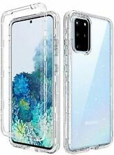 Samsung Galaxy S20 Plus Case, S20+ Crystal Clear Shockproof Cover Slim TPU Cover