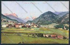 Trento Vigo di Fassa cartolina RB2089
