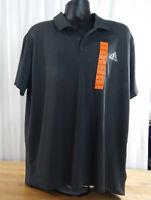 New Men's Adidas Climalite Short Sleeve Club Rib Polo Shirt